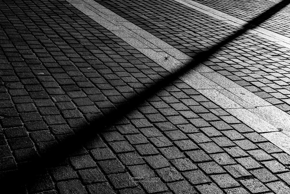 Diagonale d'ombre